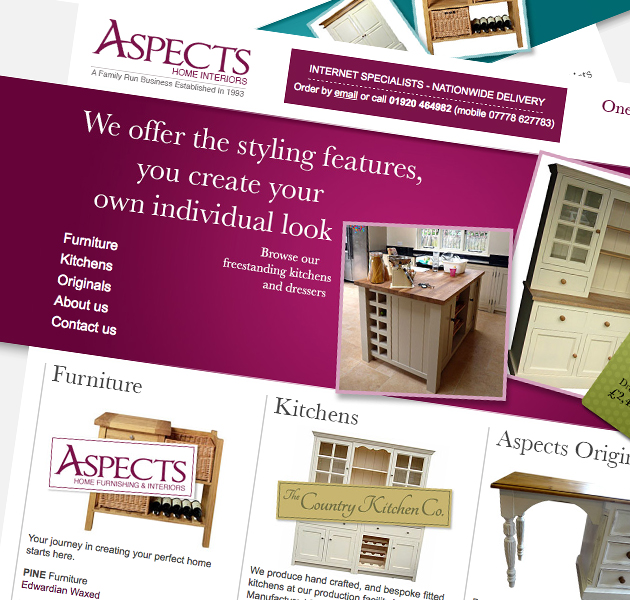 Aspects Home Interiors