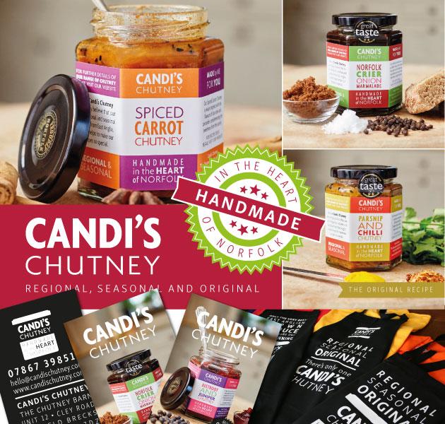 Candi's Chutney Norfolk