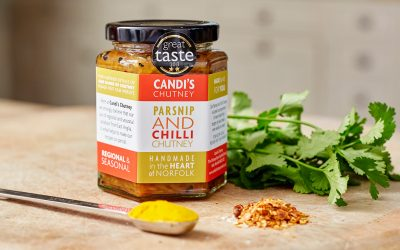 Rebranding a local and rather fabulous chutney business